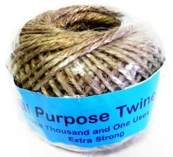 36 Units of All Purpose Jute Twine - Rope and Twine