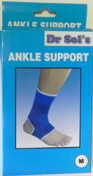 48 Units of Dr Sol's Ankle Support Aids In Rehab Of Ankle Injuries - Bandages and Support Wraps