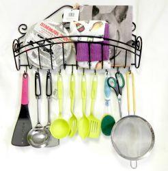 12 Units of Jumbo Kitchen Organizer Key Holder - Hooks