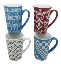 144 Units of 16 ounce Jumbo Stoneware Mug16 ounce Jumbo Stoneware Mug - Coffee Mugs
