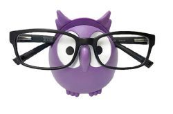 144 Units of Cute Owl Holder Stand for Glasses, Sunglasses, Eyeglass and Display Rack for a Smartphon - Reading Glasses