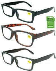 300 Units of 4.00 Reading Glasses Assorted Colors - Reading Glasses