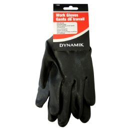 72 Units of NitrilE-Rubber Work Gloves - Working Gloves
