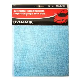 72 Units of Dynamik Brand Automotive Cleaning Cloth - Auto Cleaning Supplies