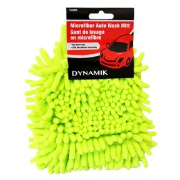 72 Units of Dynamik Microfiber Auto Wash Mit - Auto Cleaning Supplies