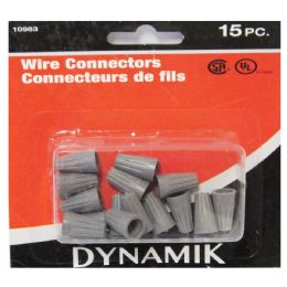 72 Units of 15 Pieces Wire Connectors - Electrical
