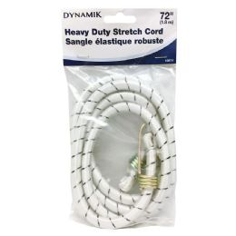 "72 Units of 72"" Heavy Duty Stretch Cord - Bungee Cords"