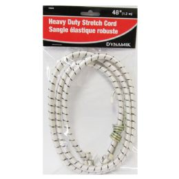 "72 Units of 48"" HEAVY DUTY STRETCH CORD - Bungee Cords"