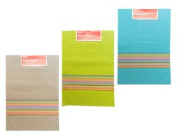 216 Units of Placemat In 3 Asst Colors - Placemats