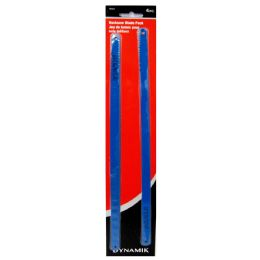 72 Units of 4 Piece. Hacksaw Blade Pack - Saws