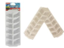 48 Units of 4pc White Ice Cube Trays - Freezer Items