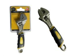 """72 Units of Adjustable Wrench 6"""" L - Hardware Products"""