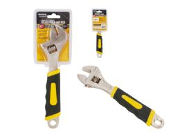 "24 Units of Adjustable Wrench 10"" L - Hardware Products"