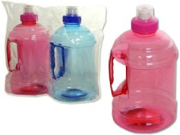 48 Units of Sport Water Bottle 1 Liter - Drinking Water Bottle