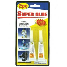 72 Units of Super glue value pack - Glue Office and School