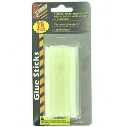 72 Units of 20 Pack glue sticks - Glue Office and School