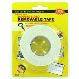 72 Units of Double-sided removable tape - Tape