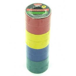 75 Units of Colored electrical tape - Tape