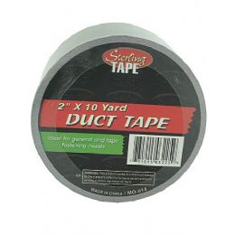 75 Units of 10 yard roll duct tape - Tape