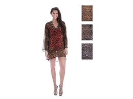 18 Units of Womens Chiffon Coverup - Women's Cover Ups