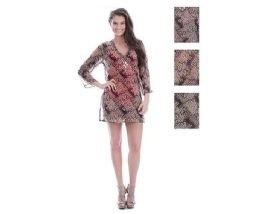 8 Units of Womens Chiffon Coverup - Women's Cover Ups