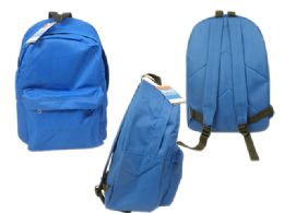 """24 Units of Wholesale Backpack - Backpacks 15"""" or Less"""