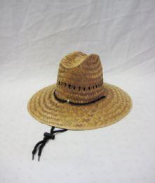 24 Units of Kid's Straw Pescador Hat - Sun Hats