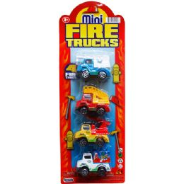 48 Units of Sky Fire Trucks - Cars, Planes, Trains & Bikes