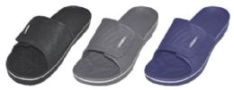 36 Units of Mens Assorted Color Sandals - Men's Flip Flops and Sandals