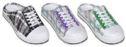 36 Units of WOMENS ASSORTED COLOR SNEAKER - Women's Sneakers