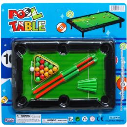 48 Units of Pool Table Play Set - Dominoes & Chess