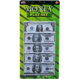 144 Units of Mini Play Money - Educational Toys