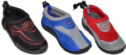 36 Units of Toddlers Water Shoes - Unisex Footwear