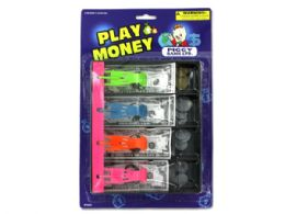72 Units of Play Money Drawer - Educational Toys
