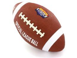 6 Units of Official Size Football - Balls