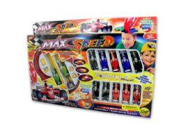 6 Units of Formula 1 Racing Playset - Cars, Planes, Trains & Bikes