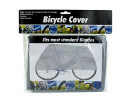 48 Units of Plastic Bicycle Cover - Biking