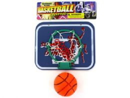 72 Units of Basketball Game With Backboard - Dominoes & Chess