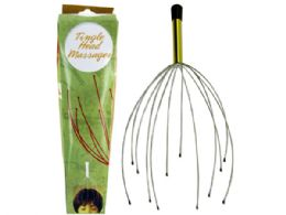 72 Units of Tingle Head Massager - Personal Care Items