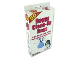 72 Units of Pet Waste Disposal Bags - Pet Accessories
