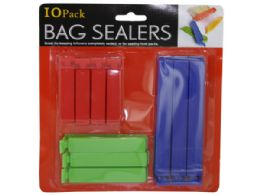 72 Units of Snap Bag Clips - Clips and Fasteners