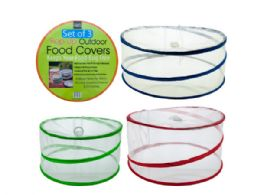 6 Units of PoP-Up Outdoor Food Protector Covers - Food Storage Containers