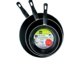 6 Units of Frying Pan Cookware Set - Kitchen Gear