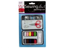 72 Units of Compact Sewing Kit - Sewing Supplies