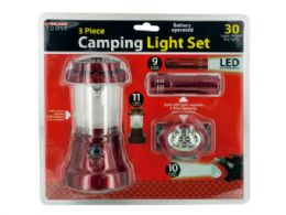 6 Units of Camping Light Set - Camping Gear