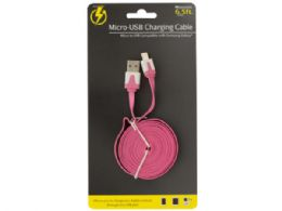 36 Units of 6.5' Samsung Galaxy Usb Charge & Sync Cable - Cables and Wires