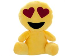 12 Units of Emoticon Character Plush Doll - Plush Toys