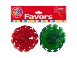 144 Units of Holiday Suction Darts Party Favors - Party Favors