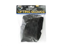 30 Units of Men's Weight Lifting Gloves - Workout Gear