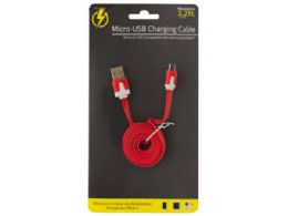 60 Units of 3.2' MicrO-Usb Charge & Sync Cable - Cables and Wires